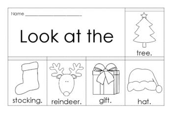 Flip Book - Christmas