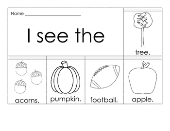 Flip Book - Fall/Autumn