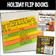 Flip Book Growing Bundle: Country, Holiday, and Math Flip