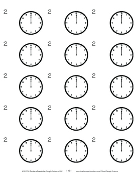 Flip Book: Hours on the Clock