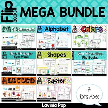 Fluency Flip Book MEGA BUNDLE