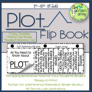 Plot Flip Book-Great Reference Material!