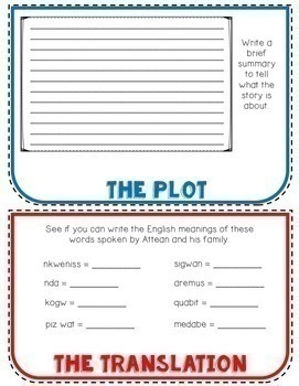 Novel Study, Flip Book Project Bundle, Writing Prompts, Literary Elements