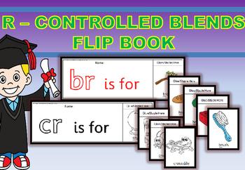Flip Book - R Controlled Beginning Blends