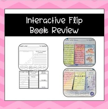 Flip Book Review Interactive