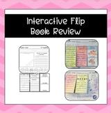 Flip Book Review Interactive