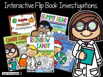 Flip Book Science Investigations BUNDLE