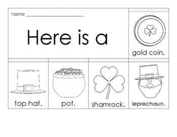 Flip Book - St. Patrick's Day