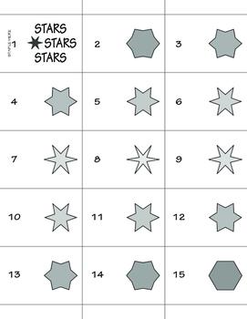 Flip Book: Stars