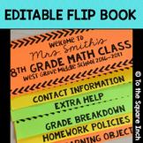 Flip Book Template