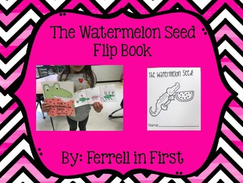 Flip Book: The Watermelon Seed