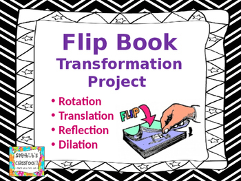 Flip Book Transformation Project