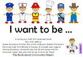 Flip Book about Community Helpers