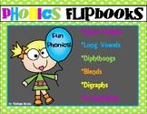 Phonics Flipbooks