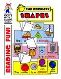 Flip Booklets Shapes
