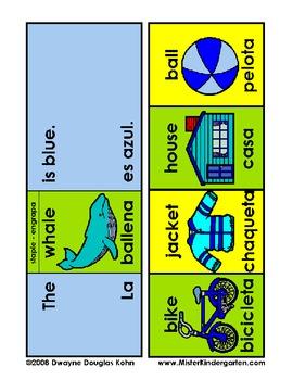 Flip Books: Colors (Bilingual: English & Spanish) (Spanish Edition)
