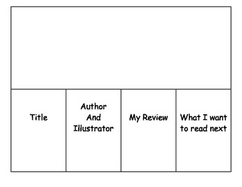 Flip Books (Foldables)- Reading Comp. Activities for all genres