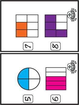 Flip Books - Math #1 (Second)