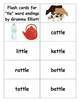 """Flip Books for """"LE"""" and """"NG"""" Rhyming Word Families"""