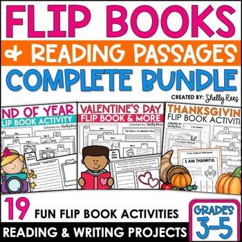 Flip Books for the Year - 20 Flip Books!