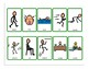 Flip Card Sentences (use for Sentence Building, WH Questions, or Nouns/Verbs)