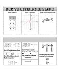 Flip Chart Notes: Finding Slope TEKS 7.7 & 8.5