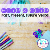 Flip & Clip: Past, Present, and Future Verbs