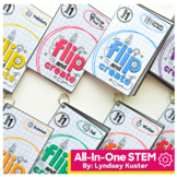 Flip & Create Bundle: All-In-One STEM Books