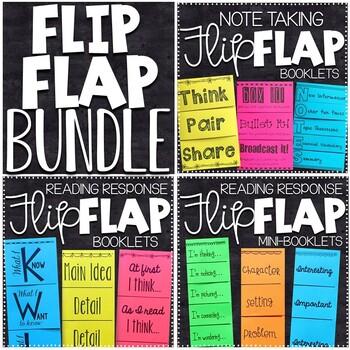 Flip Flap Books Bundle