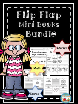 Flip Flap Books Growing Bundle