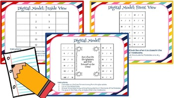 Flip-Flap Foldables: Division Facts Interactive Notebooks!