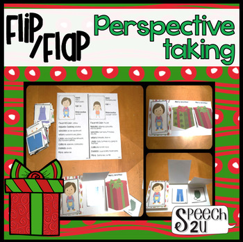 Perspective Taking, Theory of Mind, Social Cognition: Holiday Gifts