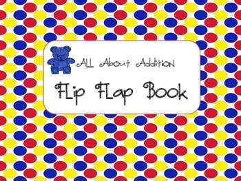 Flip Flap I Can Add Book