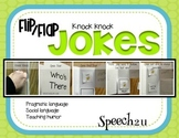 Flip Flap Knock Knock Jokes: Humor, Social skills