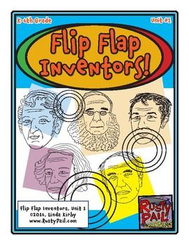 Flip-Flap's: American Inventors - Unit 1 (All Grades)