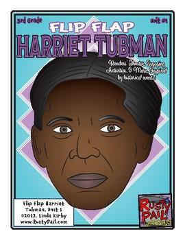 Flip-Flap's: Black History - Harriet Tubman readers' theater (3rd Grade)