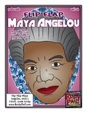 Flip-Flap's: Black History - Maya Angelou readers' theater (3rd Grade)