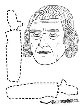 Flip-Flap's: Thomas Jefferson readers' theater (3rd-5th Grades)
