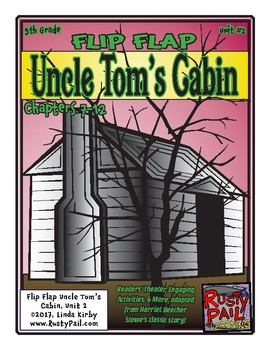 Flip-Flap's: Uncle Tom's Cabin - readers' theater - unit 2
