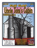 Flip-Flap's: Uncle Tom's Cabin - readers' theater - unit 4 (5th Grade)