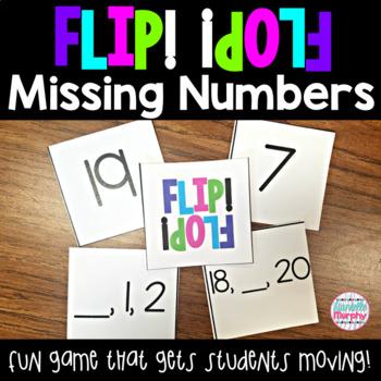 Flip! Flop!  0-20 Missing Number Game