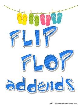 Flip Flop Addends