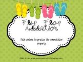Commutative Property - Flip Flop Addition!
