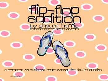 Flip-Flop Addition Center