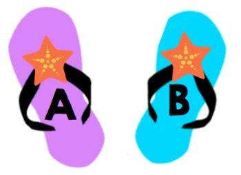 Flip Flop Alphabet