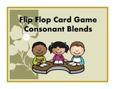 Flip Flop Card Game (Consonant Blends)