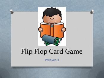 Flip Flop Card Game (Prefix 1)
