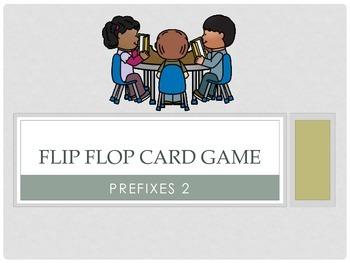 Flip Flop Card Game (Prefix 2)