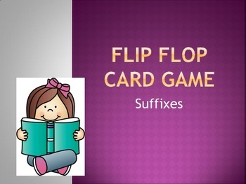 Flip Flop Card Game (Suffix 2)