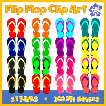 Flip Flop Clip Art